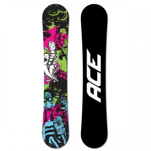 Snowboard Ace Monster - AKCE