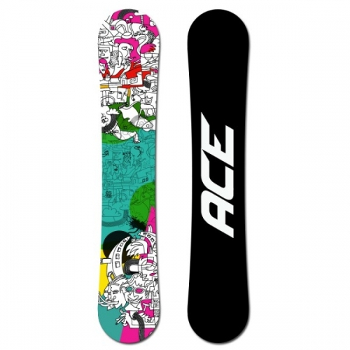 Snowboard Ace Mayday - AKCE