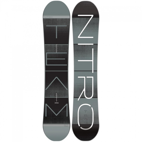 Snowboard Nitro Team (širší) - AKCE