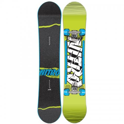 Dětský snowboard Nitro Ripper Youth 2015/2016 - AKCE