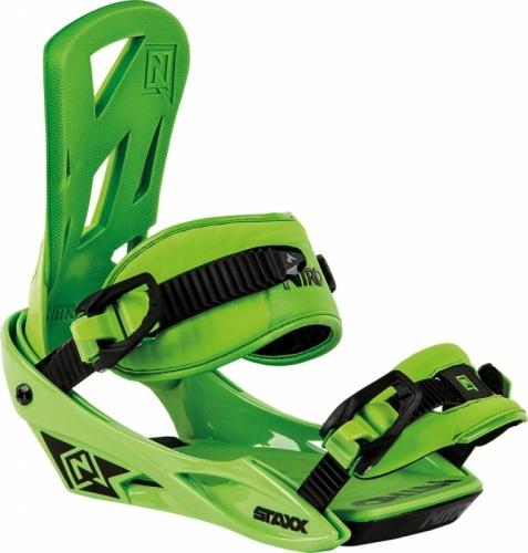 Vázání Nitro Staxx green - AKCE