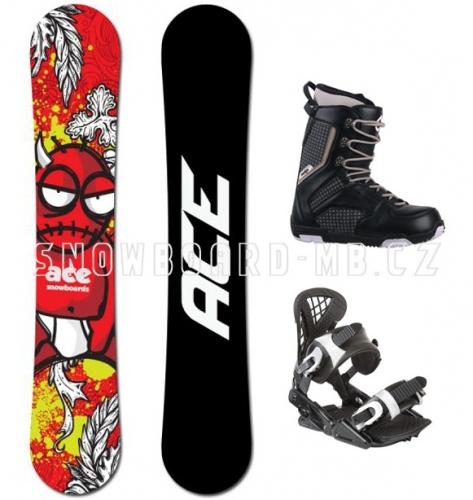 Snowboardový komplet Ace Joker - AKCE