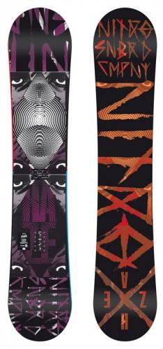 Snowboard Nitro Haze - AKCE