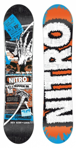 Snowboard Nitro Ripper - AKCE