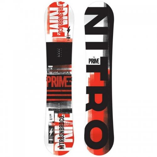 Snowboard Nitro Prime Gig wide (širší) - AKCE