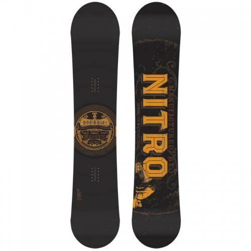 Snowboard Nitro Magnum wide (širší) - AKCE