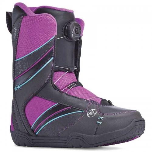 Dámské boty K2 - Kat black