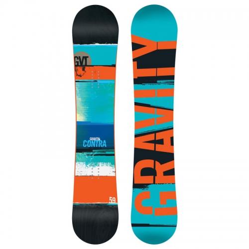 Snowboard Gravity Contra - AKCE
