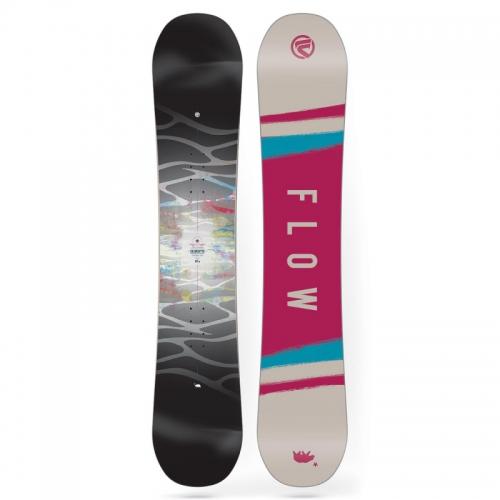Dámský snowboard Flow Silhouette 2017