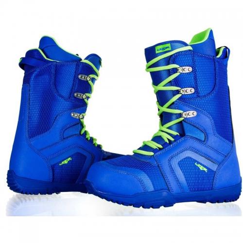 Boty Woox Fairair blue - AKCE