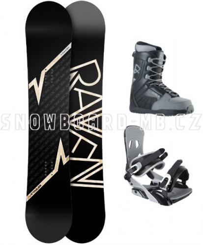 Snowboard komplet Raven Pulse - VÝPRODEJ