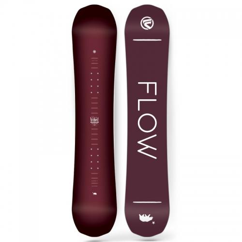 Dětský snowboard Flow Micron Velvet 17/18