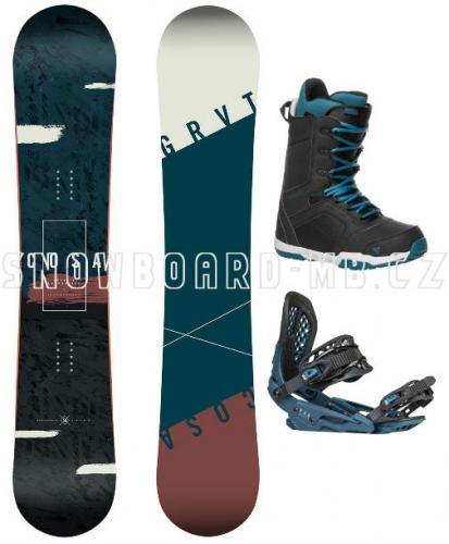 Snowboard komplet Gravity Cosa 17/18