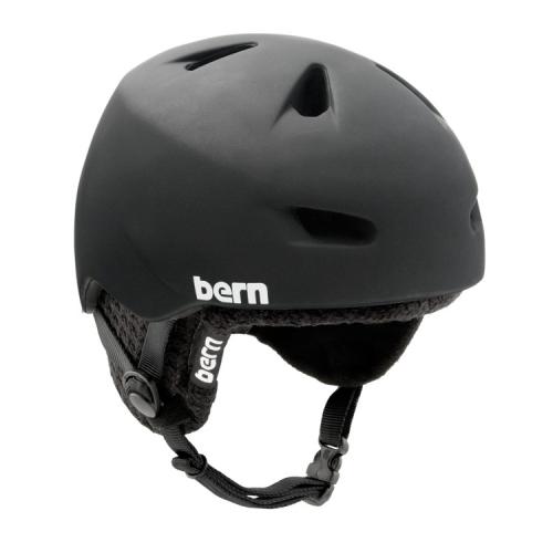 Snowboardové helmy BERN Brentwood AUDIO sluchátka  - AKCE