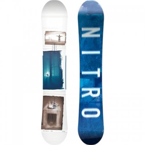 Snowboard Nitro Team Exposure gullwing 159