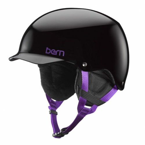 Dámská helma Bern Team Muse gloss black