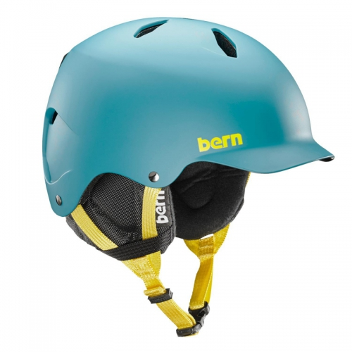 Chlapecká helma Bern Bandito matte muted teal