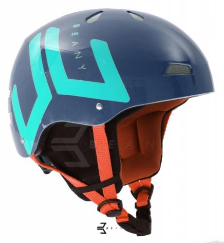 Dětská helma Beany Twin navy blue