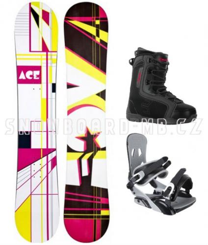 Dámský snowboardový set Ace Oddity S3