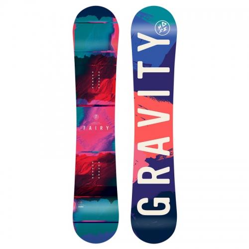 Dětský snowboard Gravity Fairy 2018/19