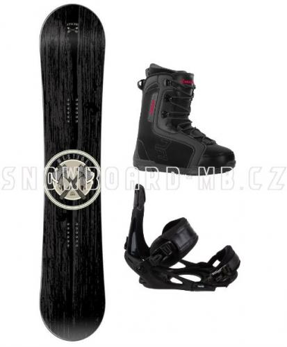 Snowboardový komplet Westige Apache - AKCE
