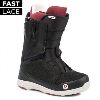 Dámské boty Gravity Sage Fast Lace black - AKCE