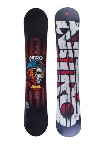 Snowboard Nitro Marcus Kleveland Pro - AKCE
