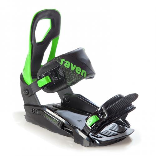 Vázání Raven s200 green
