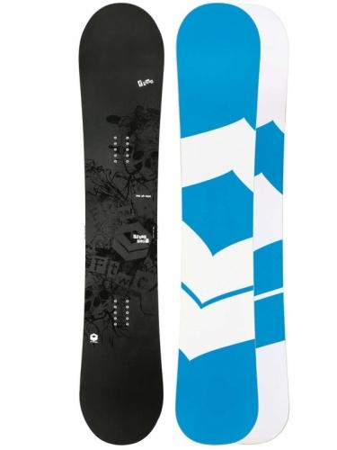 Snowboard FTWO Blackdeck