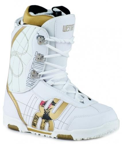 Dámské boty Westige Hard white - VÝPRODEJ