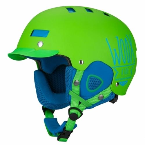 Helma Woox Brainsaver Green