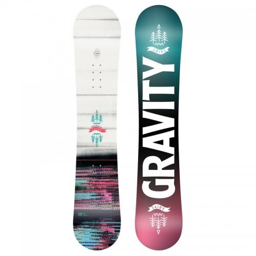 Dětský snowboard Gravity Fairy Mini 2021/2022