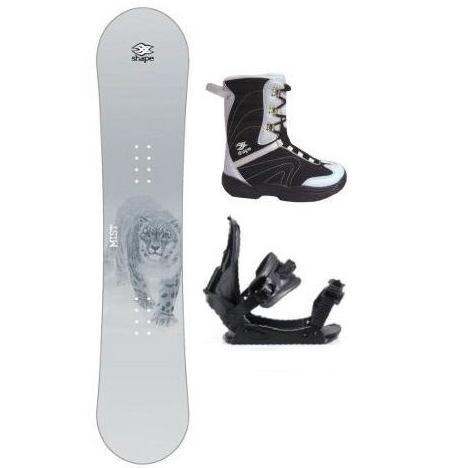 Nejlevnější snowboardy komplet, dětský snowboard komplet