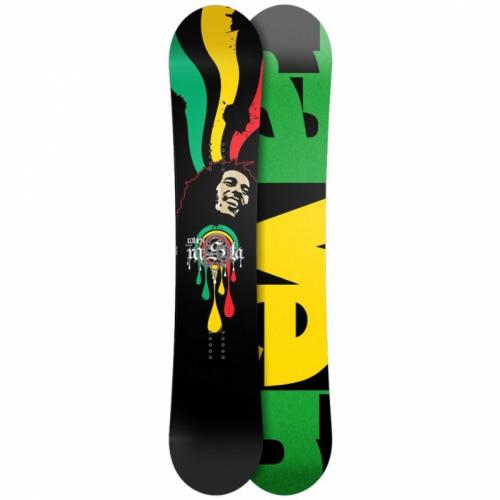 Freestyle snowboard Raven Rasta, rocker board