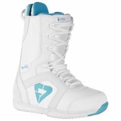 Dámské snowboardové boty Gravity Aura white/blue