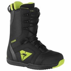 Pánské snowboardové boty Gravity Recon black/lime
