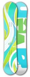 Dámský snowboard Raven Venus blue/green