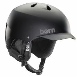 Pánská helma Bern Watts black/grey