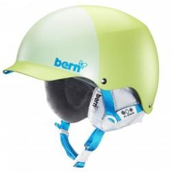 Helma Bern Muse matte lime green hatstyle