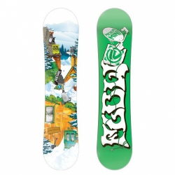 Snowboard Flow Micron Mini 2014/2015