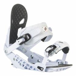 Snowboardové vázání Gravity G2 white/bílé 2015/16