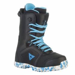 Dětské snowboardové boty Gravity Micro black/blue 2015/2016