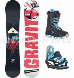 Dětský snowboard komplet Gravity Flash 2015/16