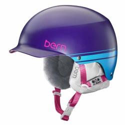 Dámská helma Bern Muse purple