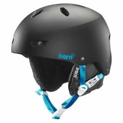 Dámská helma Bern Brighton matte black