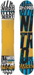 Pánský snowboard Nitro Prime Stacked yellow