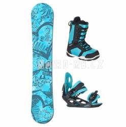 Dětský snowboard komplet Ace