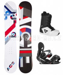 Snowboard komplet Ace Isnobot S3
