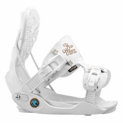 Snowboardové vázání Flow Minx white