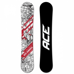 Snowboard Ace Cyberpunk